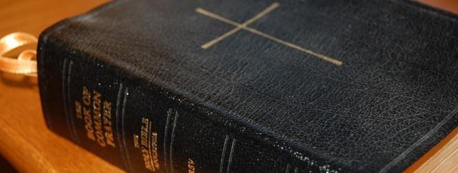 Prayer Book Bible