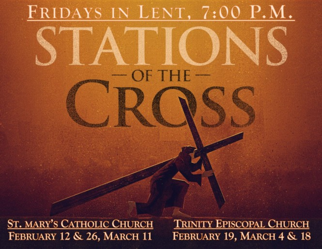 Stations of the Cross 2016